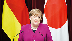 Contradicting Trump, Merkel says Islamic...