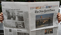 Pakistan censors NY Times article by...