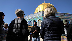 Two tales of a city: Jerusalem tour...