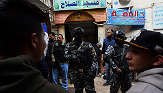 Egyptian security forces kill 16 suspected...