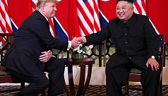 Trump and Kim predict success in high-stakes...