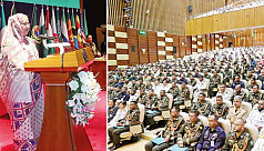 PM to Armed Forces: Play your role in...
