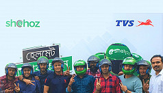 Shohoz to conduct helmet distribution...