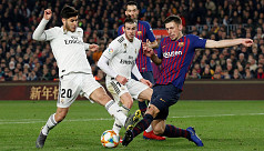 Malcom rescues draw for Barcelona in...