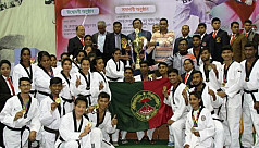 Army, Ansar clinch Nat'l Taekwondo