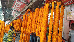 Tangail florists busy ahead of February festivities