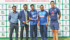 Young Tigers beat England in Youth...