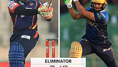 Eliminator pits Dhaka against...