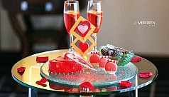 Le Méridien Dhaka brings special offer for Valentine's Day