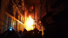One Chawkbazar fire victim in critical...