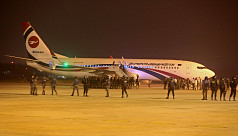 5 security officials suspended over Biman hijacking