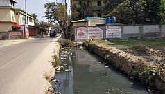Sewerage system pollutes Comilla...