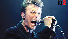 Young Bowie too 'amateur' for BBC