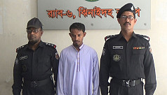 Ansarullah man detained in...