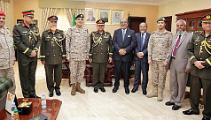 Dhaka to sign military pact with Riyadh...