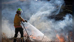 New Zealand wildfires show no sign of...