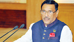 Obaidul Quader's heart functioning...