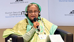 Hasina appeals to rich to fight climate...