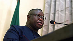 Sierra Leone's president declares 'rape...