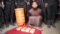 1 held with 40,000 yaba pills from Ijtema-bound...