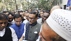 Quader: Govt's priority to rehabilitate...