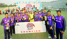 North Zone win Youth one-day cricket...