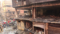 Chawkbazar fire: Sons of Wahed Mansion...