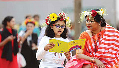 Amar Ekushey Book Fair ends