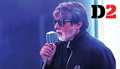 Amitabh Bachchan raps about revenge in new song