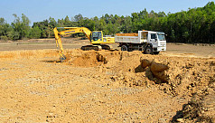 Excavation of topsoil in Bandarban endangering...