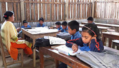 First term examination of primary schools suspended