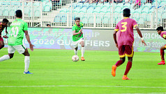 Solid Bangladesh defeat Sri Lanka 2-0