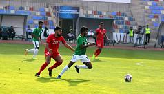 Bangladesh show determination