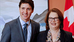 Second Canadian minister quits over...
