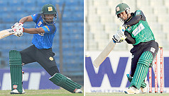 Abahani, Mohammedan do battle in Dhaka...