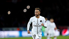 Neymar hints at joining Real