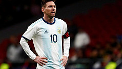 Messi haunted by failures but retirement...