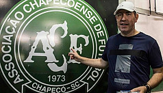 Chapecoense mourn death of reporter who survived plane crash