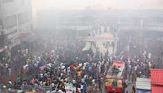 Experts: Millions in Dhaka at risk of...