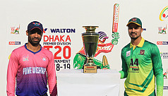 Doleshwar, Jamal brace for DPL T20 supremacy