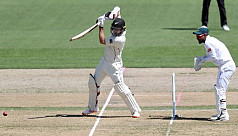 Latham, Raval hit tons as New Zealand...