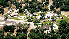 Michael Jackson's Neverland Ranch back...