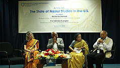 Talk on Nazrul studies in the US: More translation is required