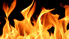 Fire at Hazaribagh plastic factory