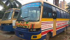 Suprovat buses re-branded as Samrat...