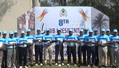 Golf Tournament held in Tangail