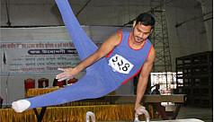 Ansar, BKSP seal Nat'l Gymnastics
