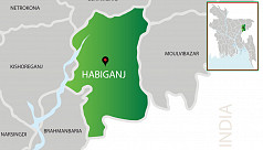 UP member detained for raping 13-year-old girl in Habiganj
