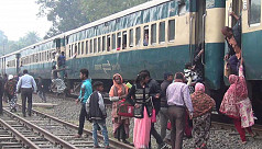 Commuters, traders suffer as Hili rail...
