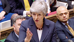 UK PM May rejects calls for resignation...